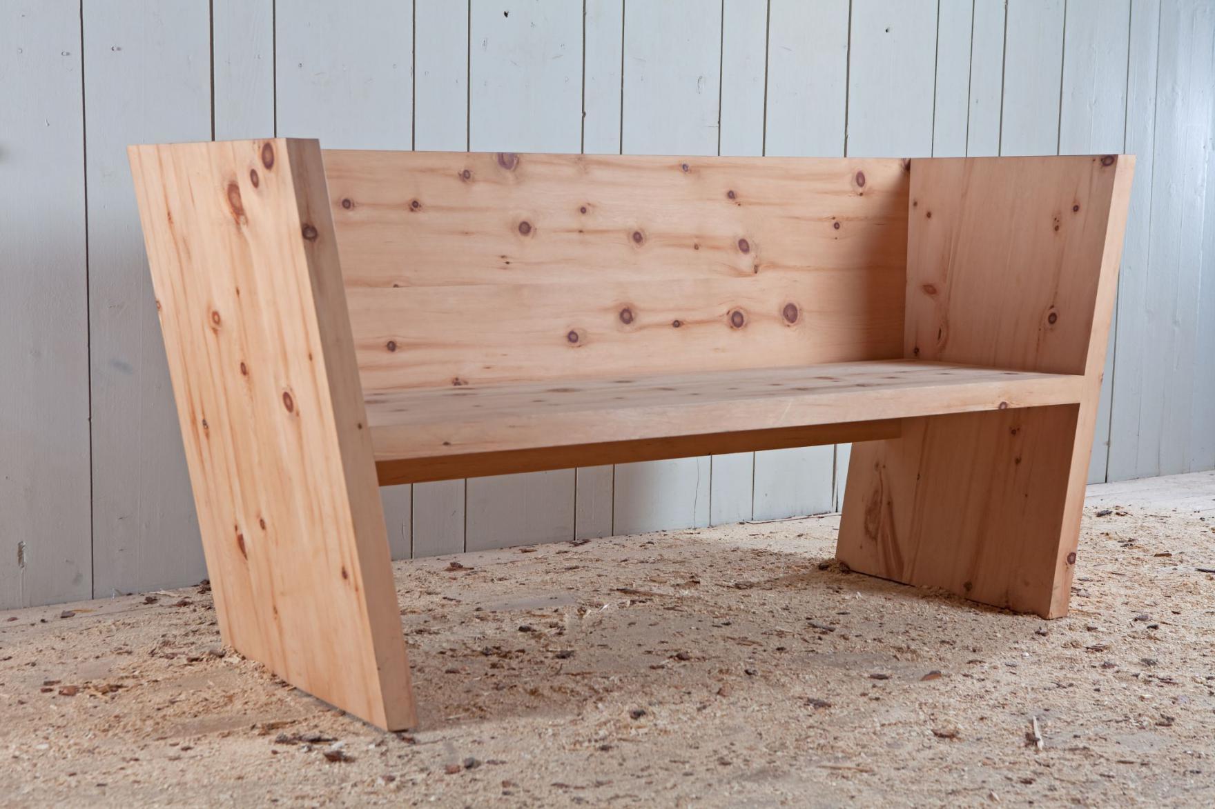 Sitzbank banc porta